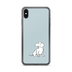 Dachshund Hope - iPhone Case - WeeShopyDog