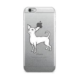 Chihuahua Smile - iPhone Case - WeeShopyDog