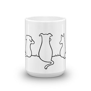 Best Friends - Mug - WeeShopyDog