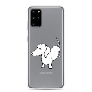 Dachshund Up - Samsung Case