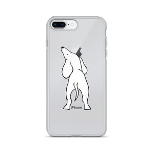 Dachshund Ahead - iPhone Case - WeeShopyDog