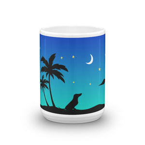 Dachshund Islands - Mug - WeeShopyDog