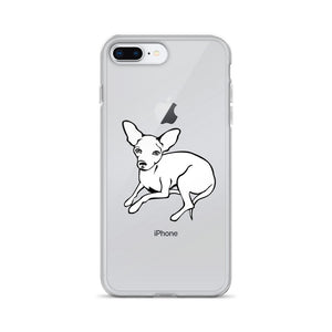 Chihuahua Love - iPhone Case - WeeShopyDog