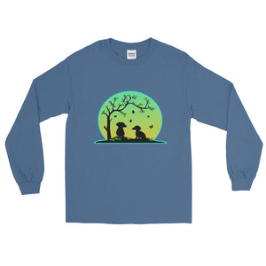 Dachshund Tree Of Life - Long Sleeve T-Shirt - WeeShopyDog