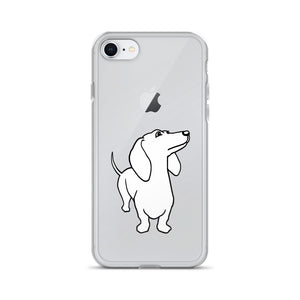 Dachshund - iPhone Case - WeeShopyDog