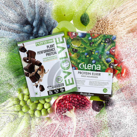 Plant Protein powders evolve and elixir