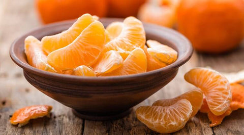 citrus fruits to boost collagen