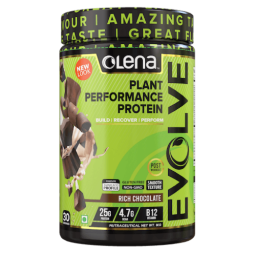 Olena EVOLVE Plant Performance Protein Rich Chocolate 1KG