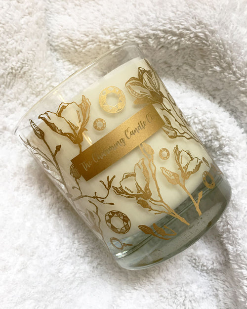Fresh Linen Luxury Jewellery Candle
