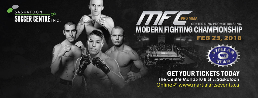 Modern Fighting Championship, Feb25, 2018