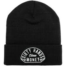 TROLL DHCM WRENCH BEANIE BLACK