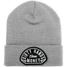 TROLL DHCM WRENCH BEANIE GREY