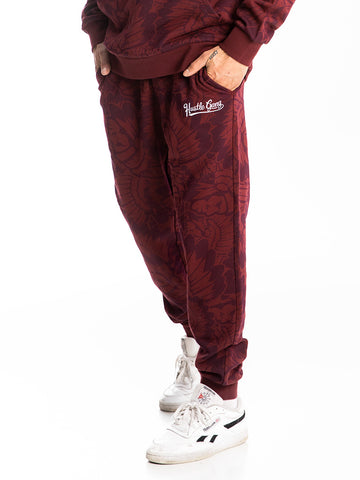 SWEATPANT PROMINENT BUR HUSTLE GANG