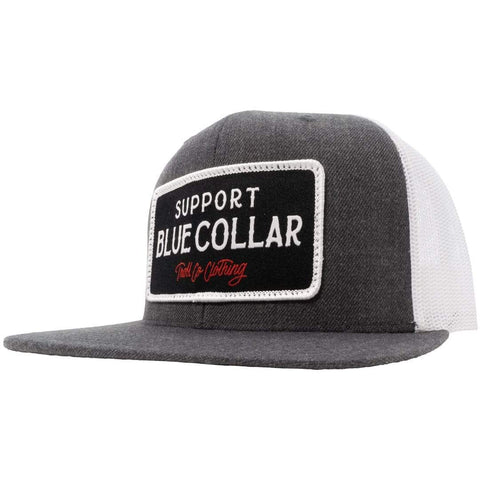 DHCM SNAPBACK BARRICADE CHARCOAL
