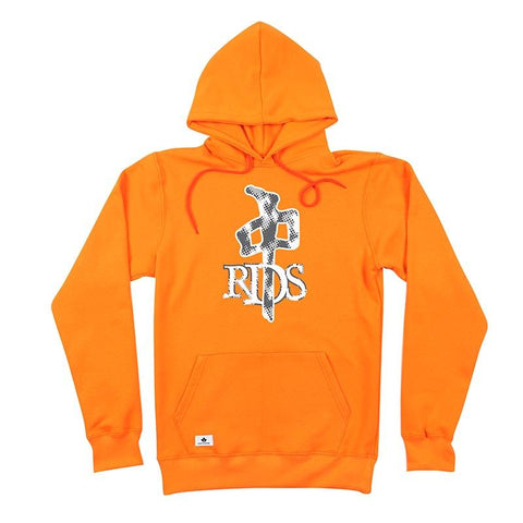 RDS HOODY SNOW CAMO ORANGE
