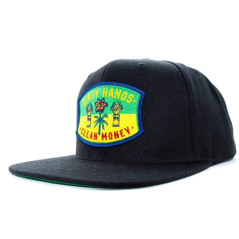 DIRTY HANDS SNAPBACK SASK