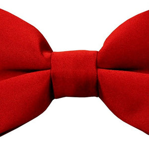 Mens Clip On Bow Tie