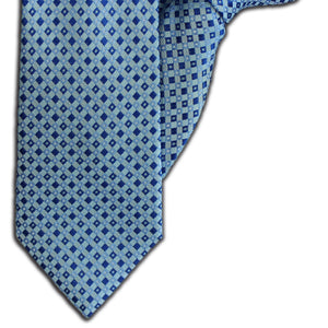 Blue Diamond Clip On Tie (JH-1122)