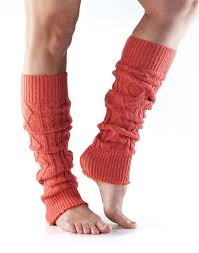 Leg Warmers Knee High
