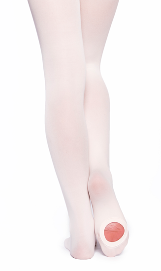 Russian Pointe Convertible Tights - Niñas