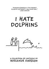 I hate Dolphins - book