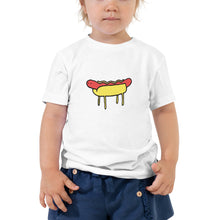 Hot Dog - toddler tshirt