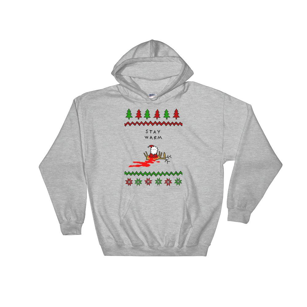 Stay Warm hoodie - offer