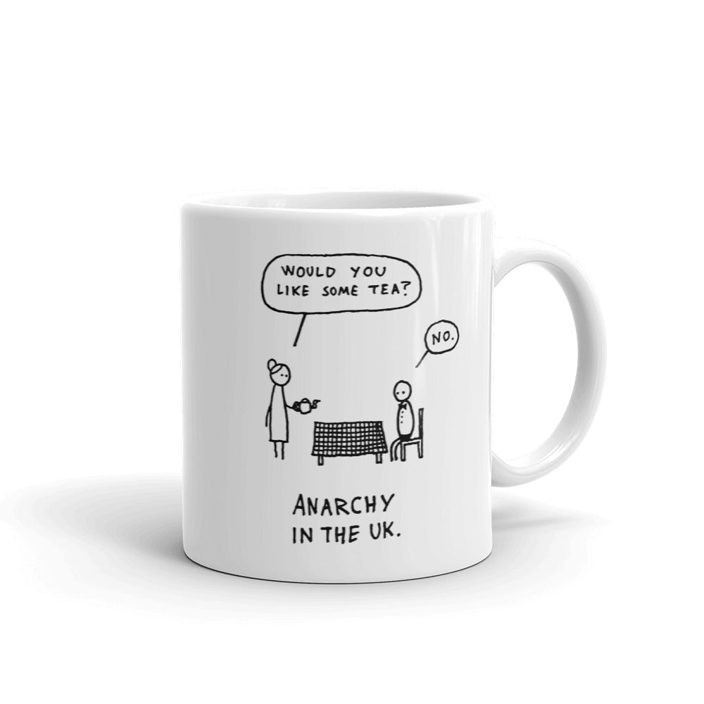 Anarchy in the UK - mug
