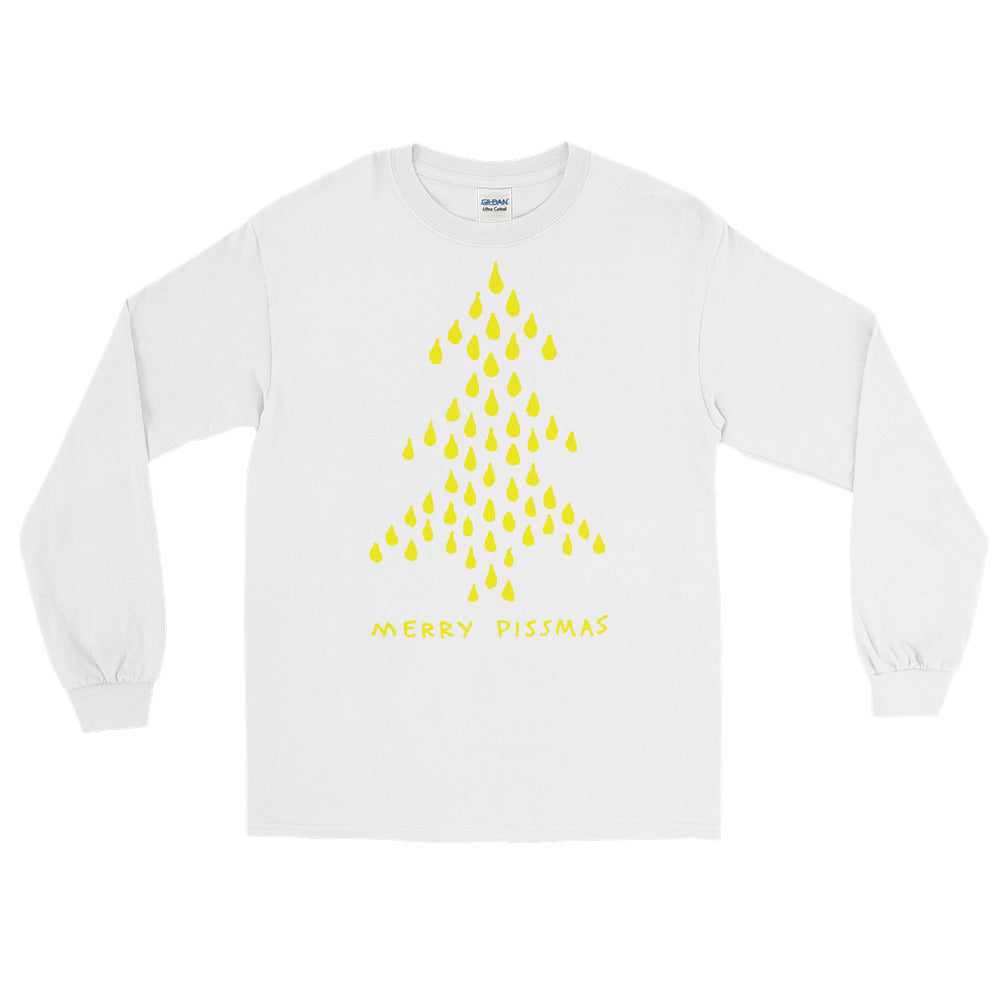 Merry Pissmas - long sleeve