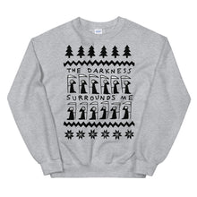 The Darkness Surrounds Me - christmas sweater