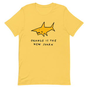Orange is the new Shark