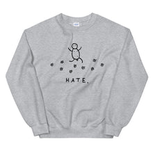 Hate - sweater