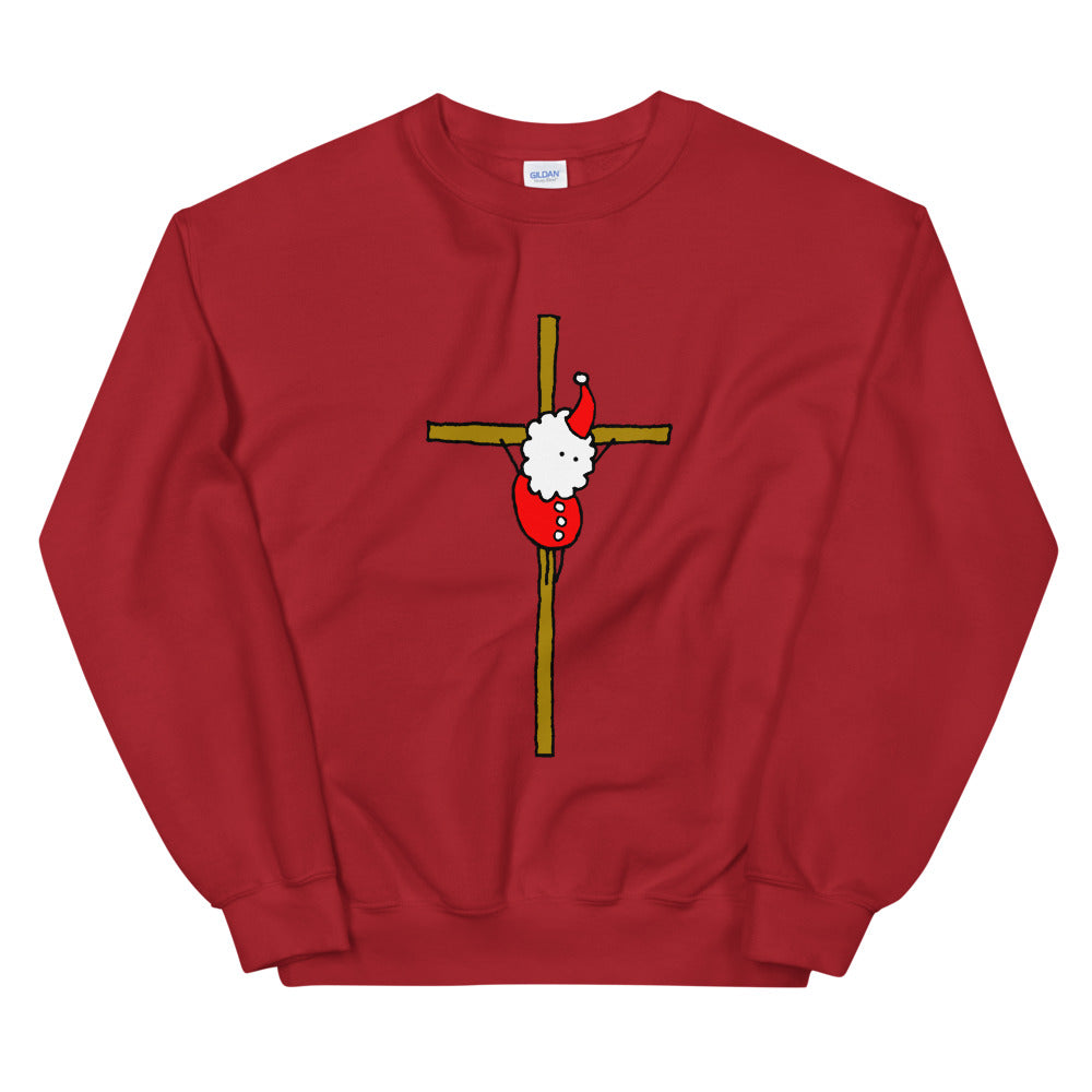 Crossmas - Christmas sweater