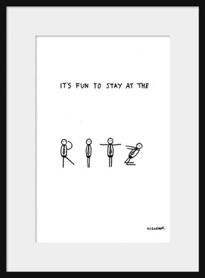 RITZ - original drawing