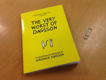 The Very Worst of Dagsson - book