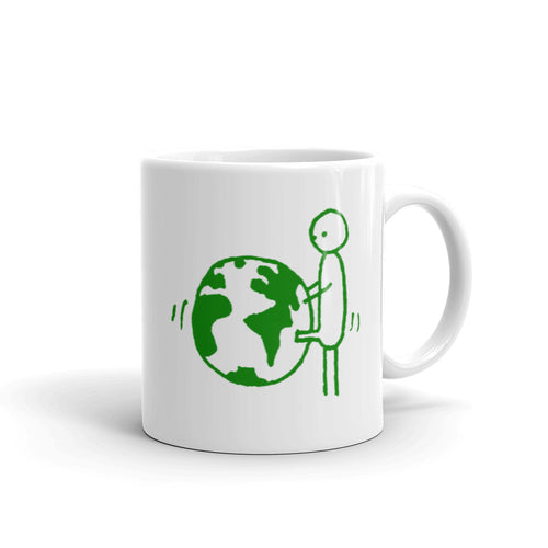 Earth Love - mug