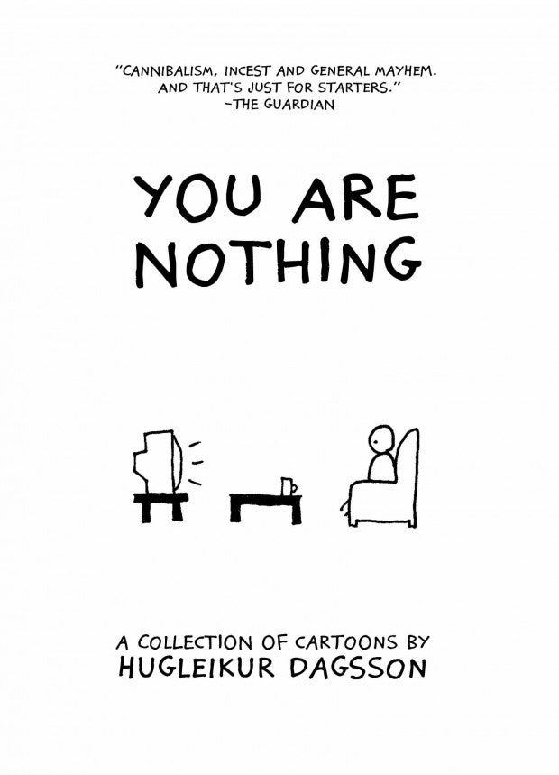 You are Nothing - book