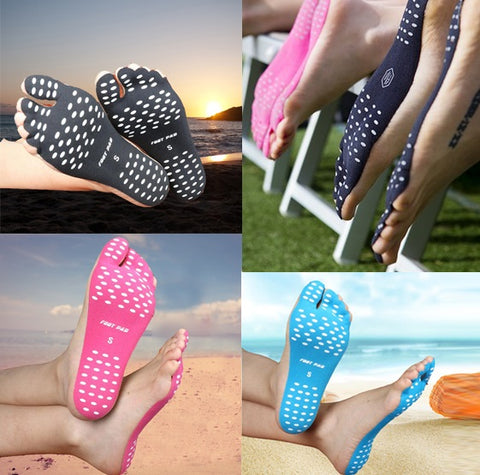 Stick On Barefoot Shoe 10 pairs