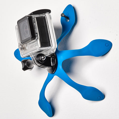 Flexible Phone/GoPro Mount