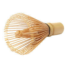 Authentic Bamboo Matcha Tea Whisk