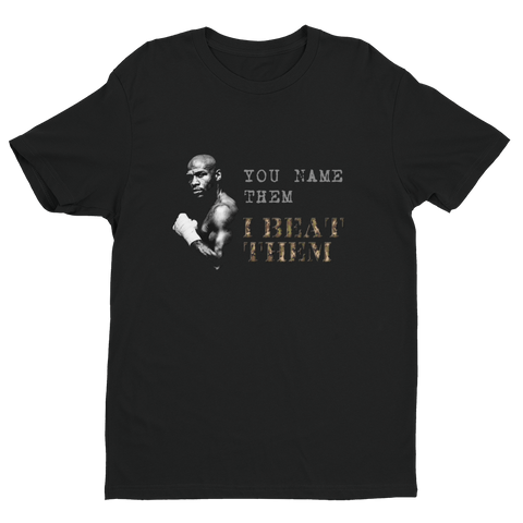 T-shirt Army colour Mayweather