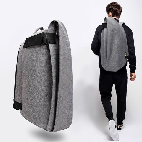 Trendy Waterproof Anti-Theft Backpack