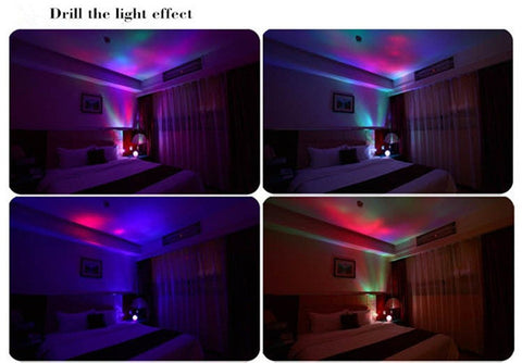 Color Changing Led Night Light Lamp