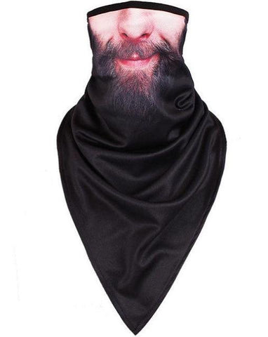 Windproof Fleece Neck Warmer