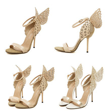 Angel Wings Heels
