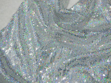 Sequin Party Dress with Long Necklace