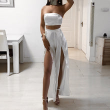 Silk Two Pieces Set