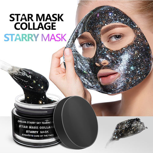 STAR MASK Glitter Peel off Facial Mask