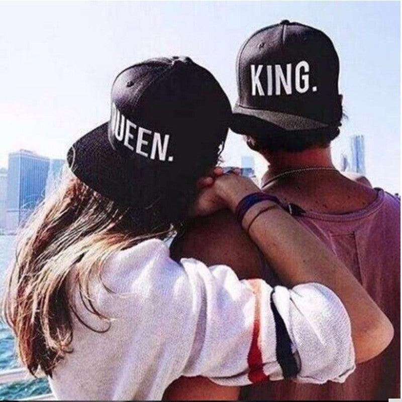King Or Queen Couple Hat