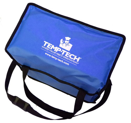 TEMP-TECH Insulated Food Delivery Bags - HOLDS 30 Standard TRAYS